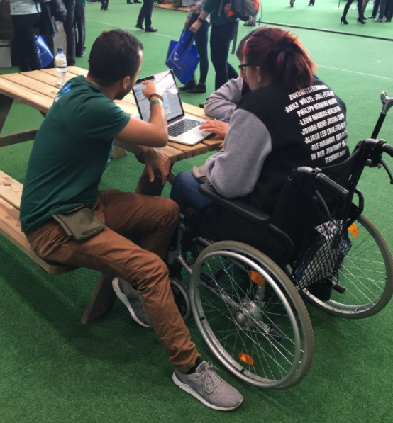 Salesforce - Disability has no barriers.