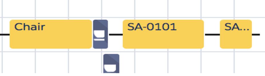 Dispatcher Board Gantt Label