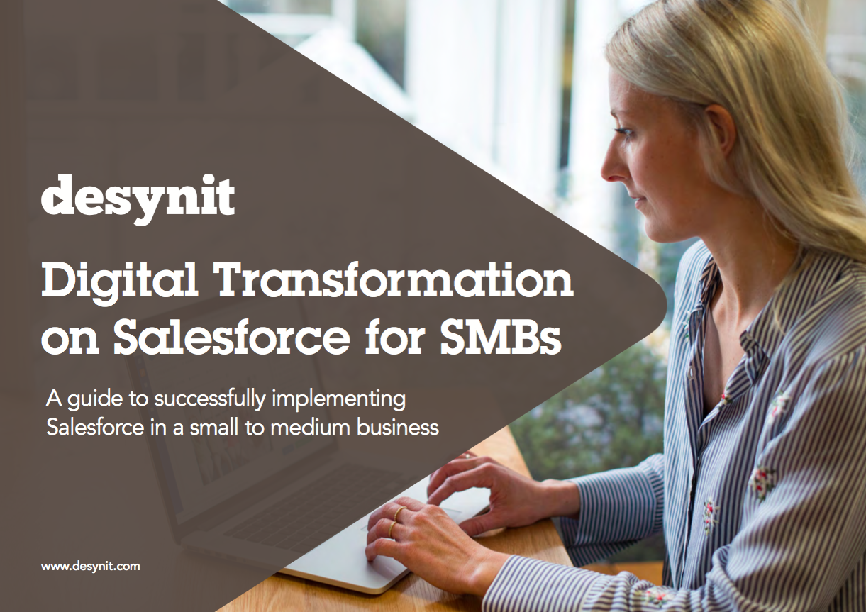 SMB Guide to Digital Transformation