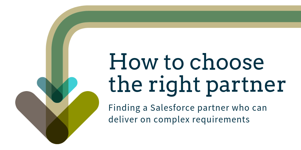 What to look for in a Salesforce partner